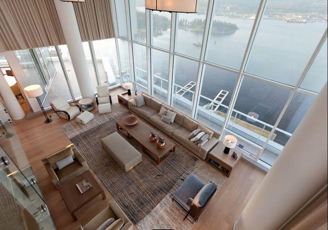 Penthouse por Robert Bailey