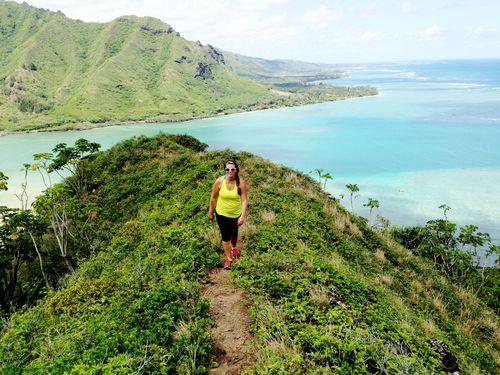 Kahana Ridge Hike #hawaii #hiking   Hawaii hikes, Hiking ...