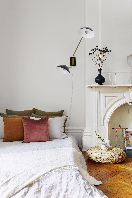 Linge De Maison Montréal a minimal montreal apartment has dreamy parisian vibes