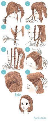 Pantelitsa #haircut #haircutideas   - makeup - #Haircut #haircutideas #Makeup #Pantelitsa #diyhaircut