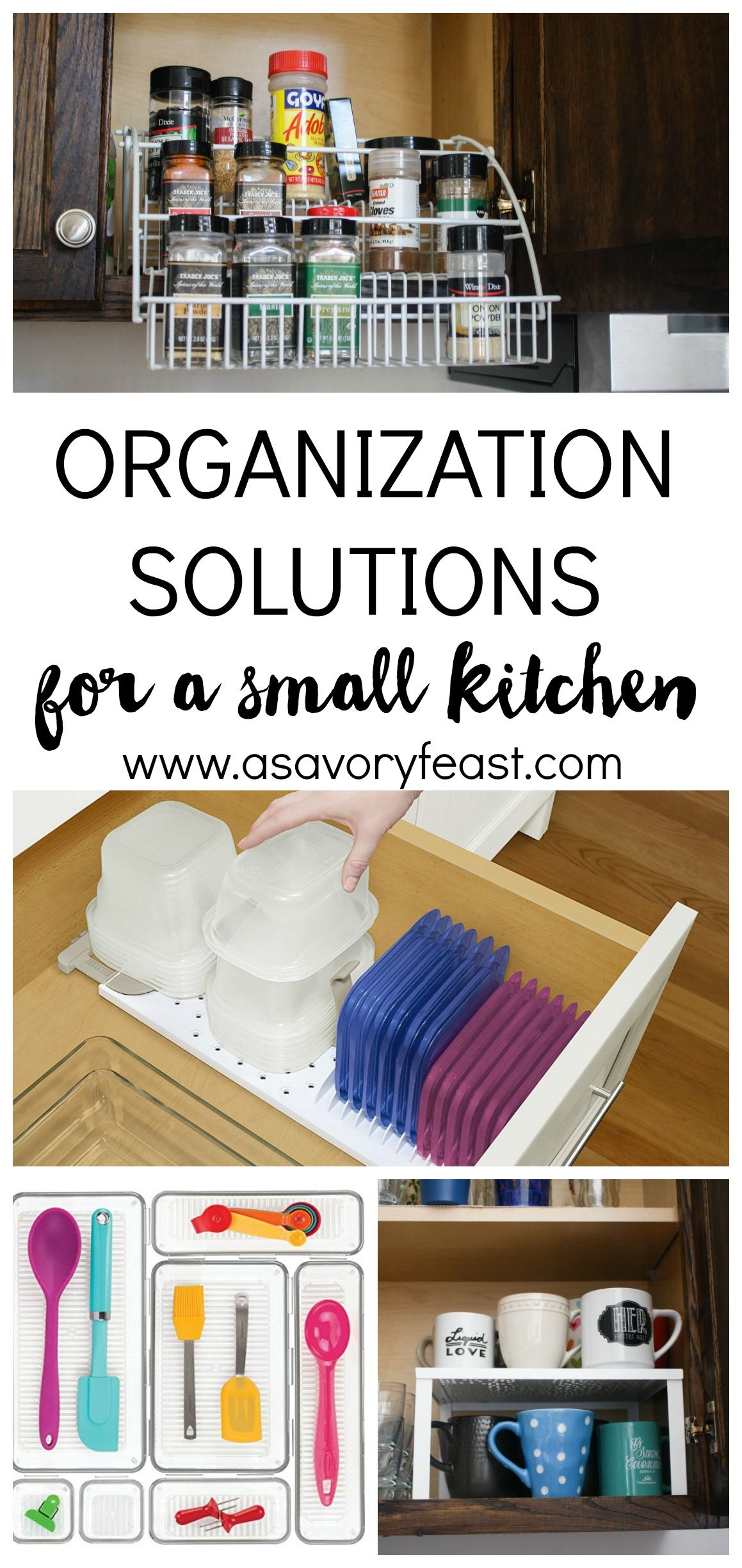 easy organization solutions for a small kitchen tupperware organizing small kitchen on kitchen organization gadgets id=84361