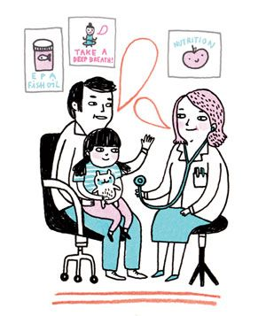 A holistic approach considers all of the factors, big and small, that affect the health of your child.