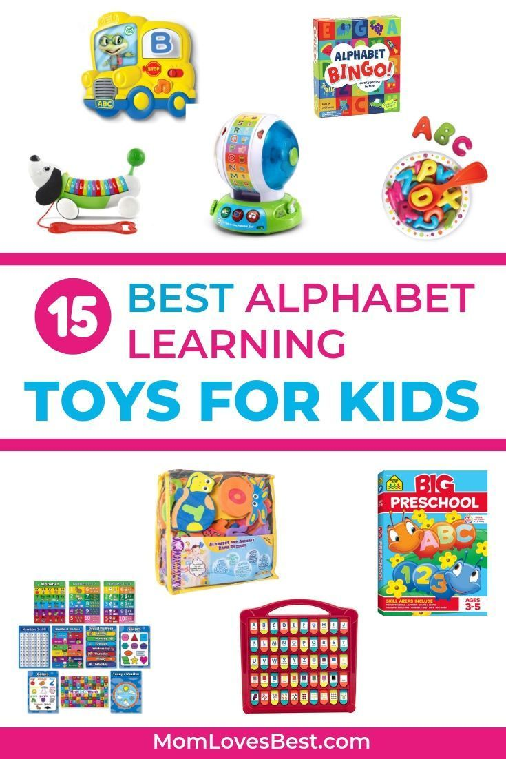 15 Best Alphabet Learning Toys on the Market in 2019 ...
