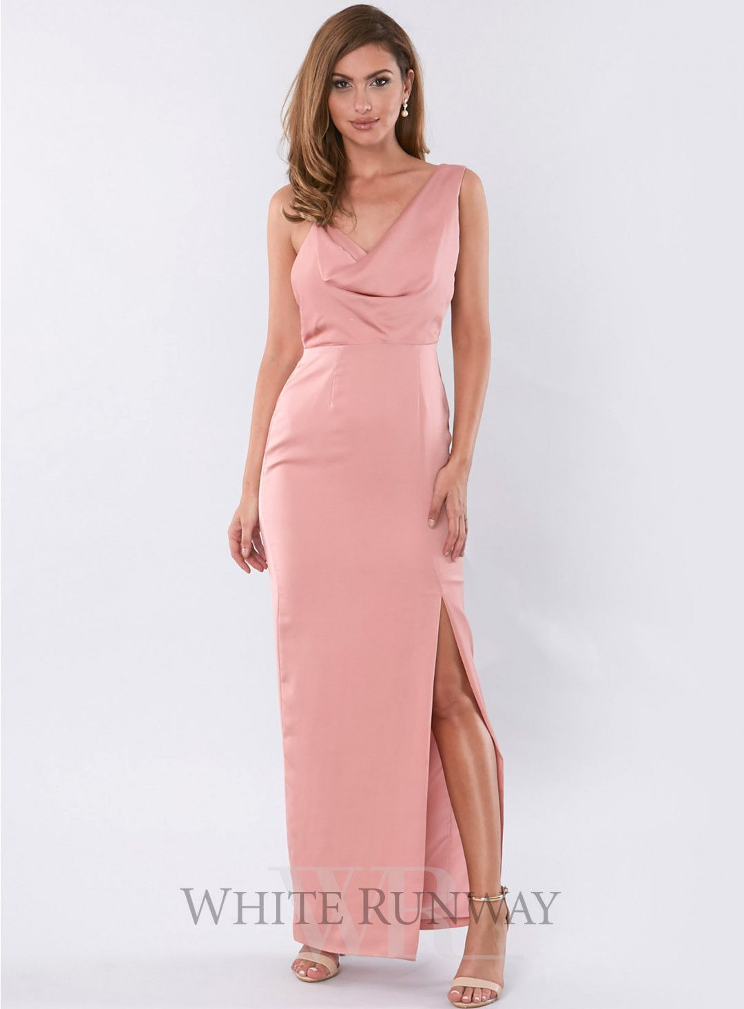 Sidelines Gown. A gorgeous full length dress by Keepsake the Label ...