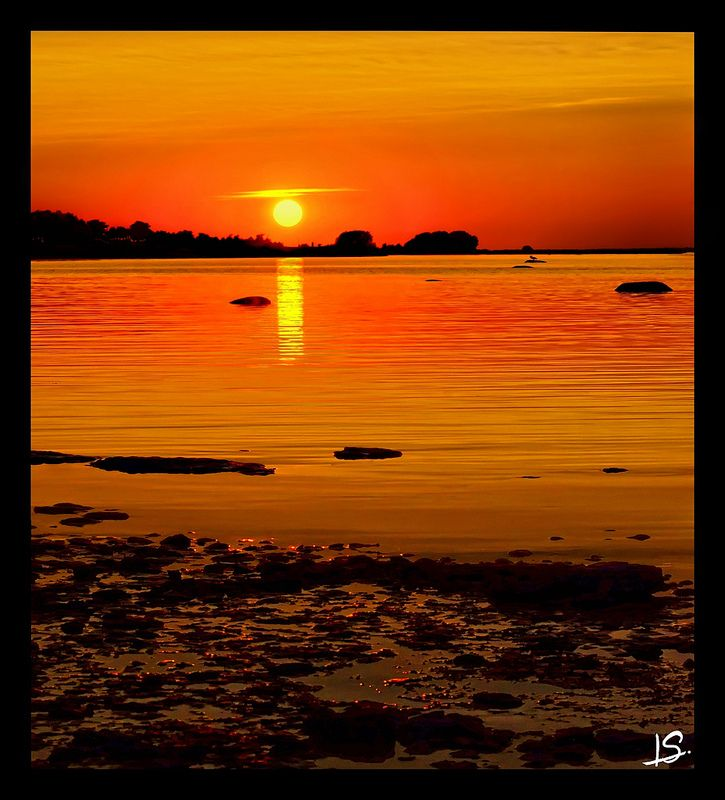 ~ Sunset at Georgian Bay ~ | Flickr - Photo Sharing!