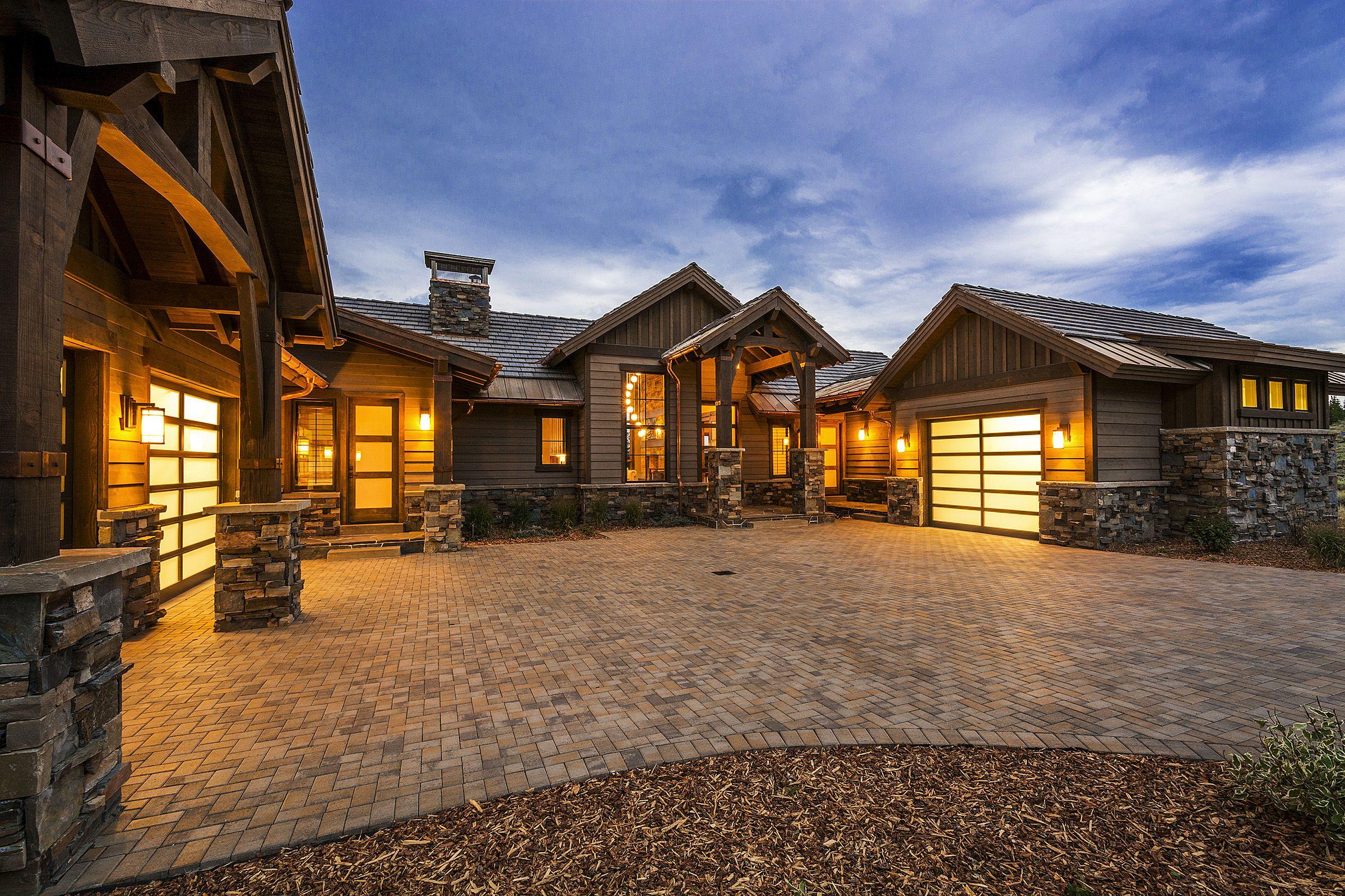 Lane Myers Construction Utah Custom Home Builders Glenwild