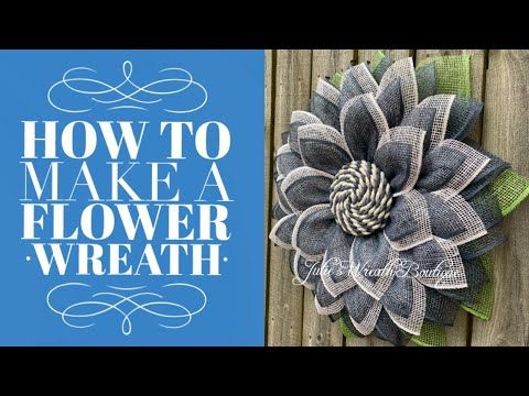 Photo of DIY Flower Wreath | How to Make a Flower Wreath | Flower Wreath Tutorial