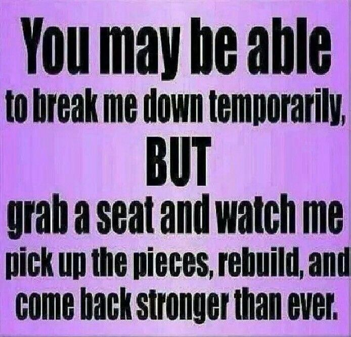 Minor Setback for a Major Comeback | Betrayal quotes ...