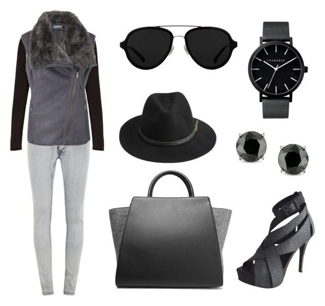 """Unbenannt #649"" by sabrinalutz ❤ liked on Polyvore featuring Cheap Monday, ZAC Zac Posen, BCBGMAXAZRIA, Mint Velvet, Miadora, The Horse, BeckSöndergaard, 3.1 Phillip Lim, women's clothing and women's fashion"