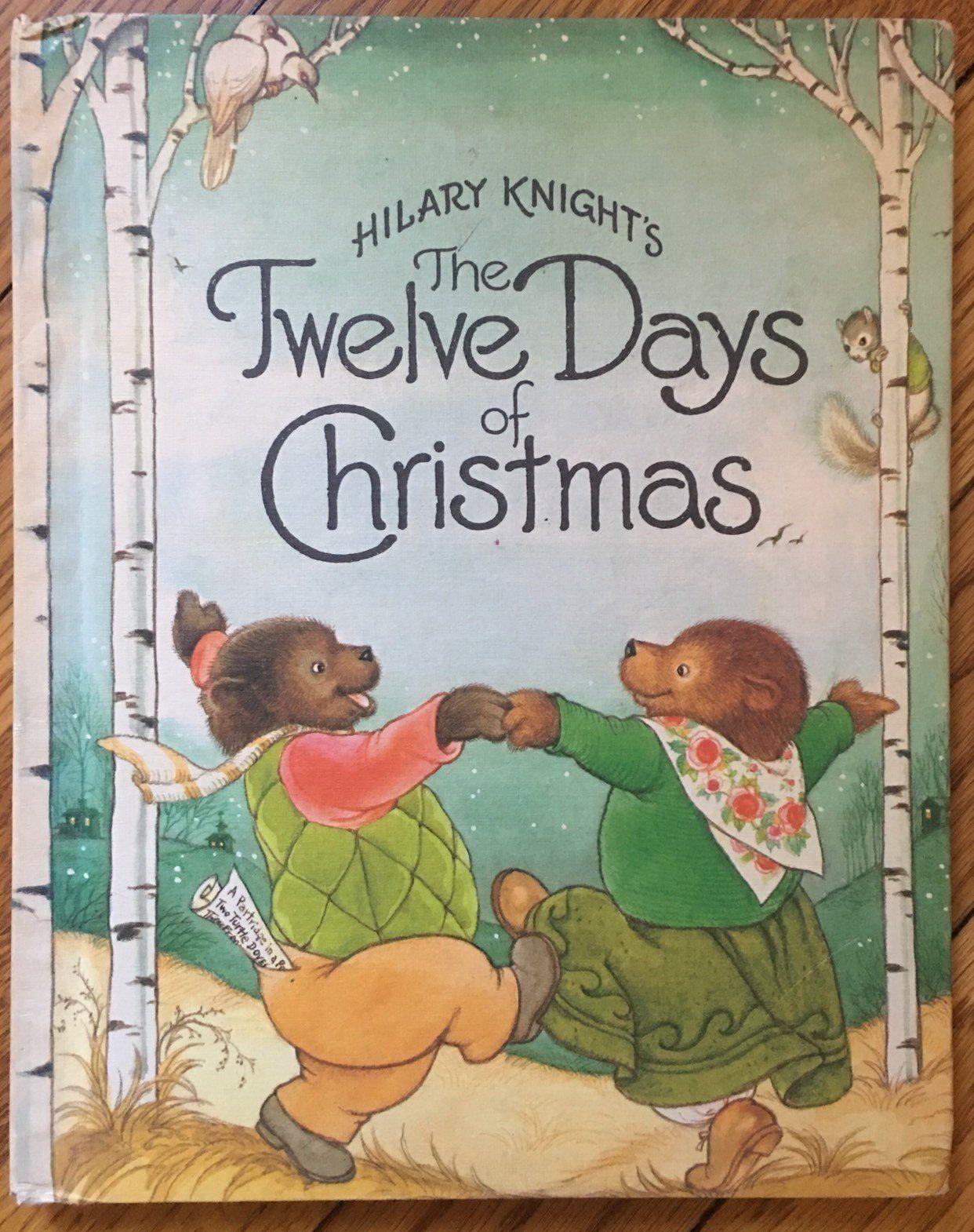 Hilary Knight's The Twelve Days of Christmas, 1981