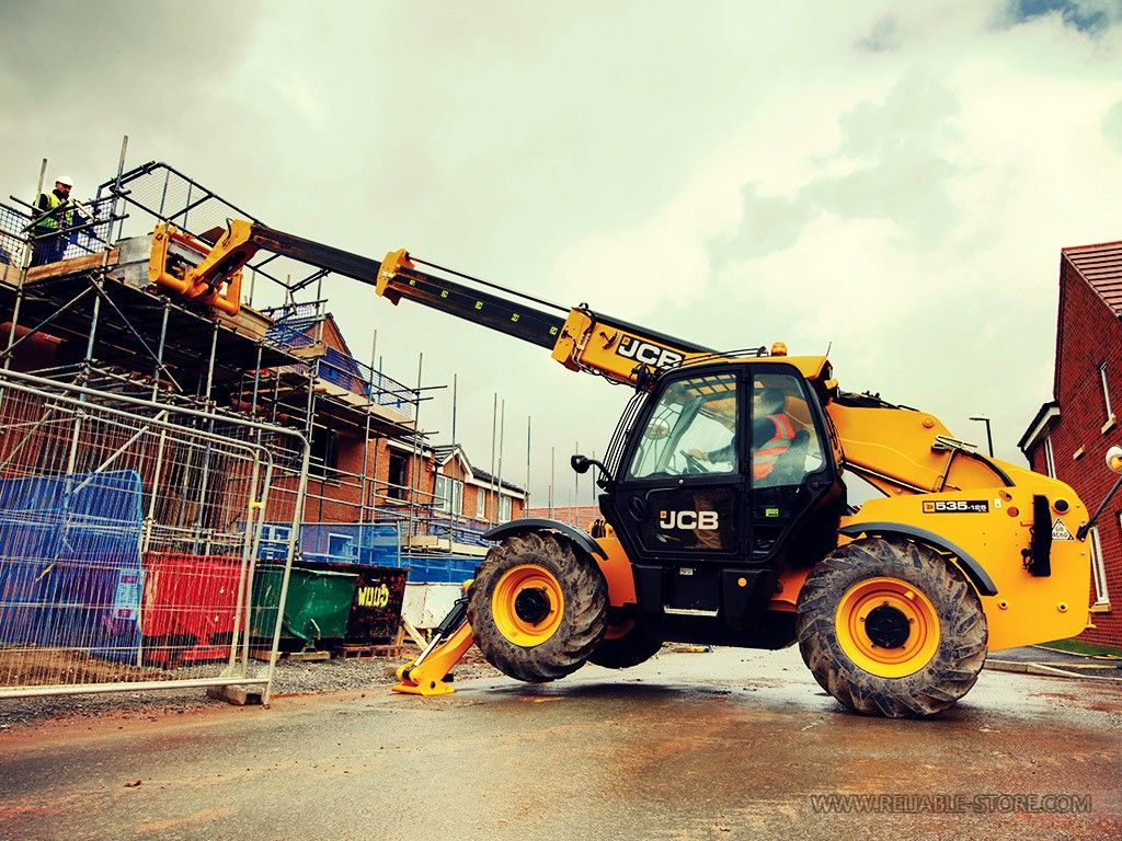 Click On The Above Picture To Download #jcb535_125 Telescopic Handler  Service #repair #workshop