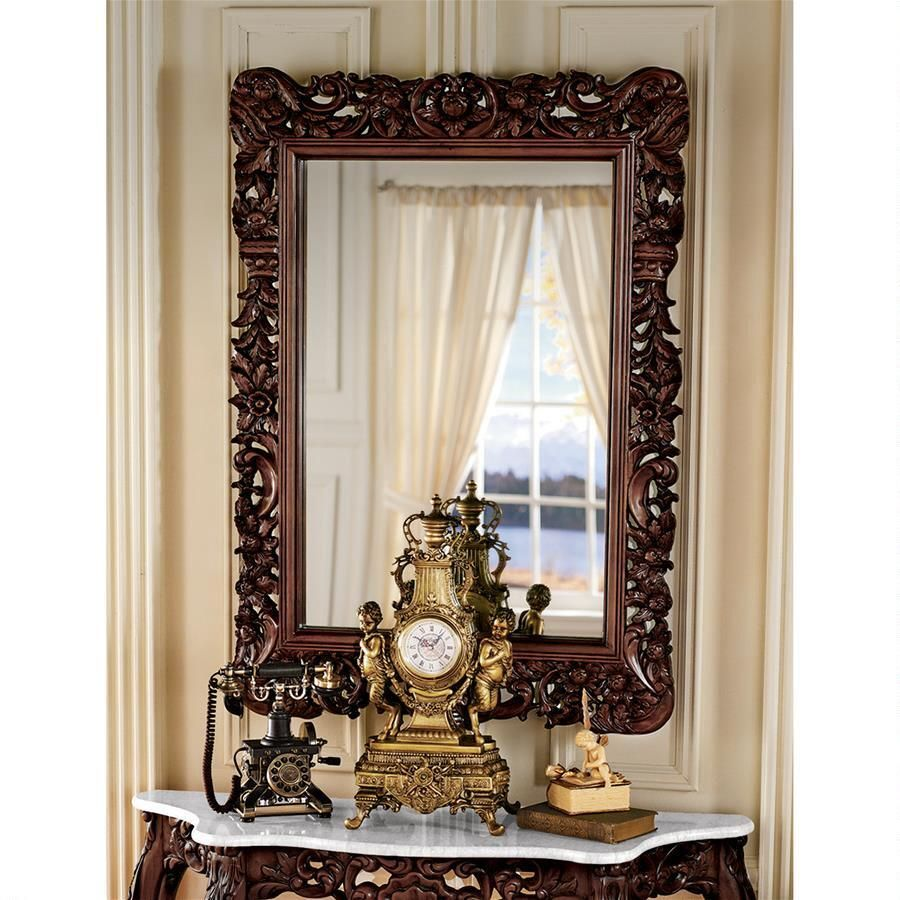 the royal baroque mirror mirror wall modern mirror wall on ideas for decorating entryway contemporary wall mirrors id=86859