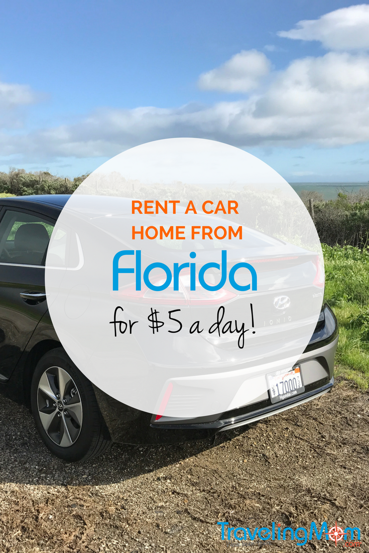 2108ddcc73  5 a day for a car  That s right! Learn how to score a one way car rental  from Florida for  5 day.