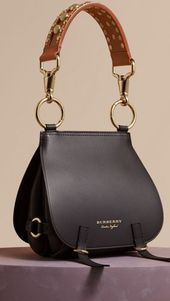 Photo of Shoulder bags for women Burberry United States The Leather Bridle Bag …..