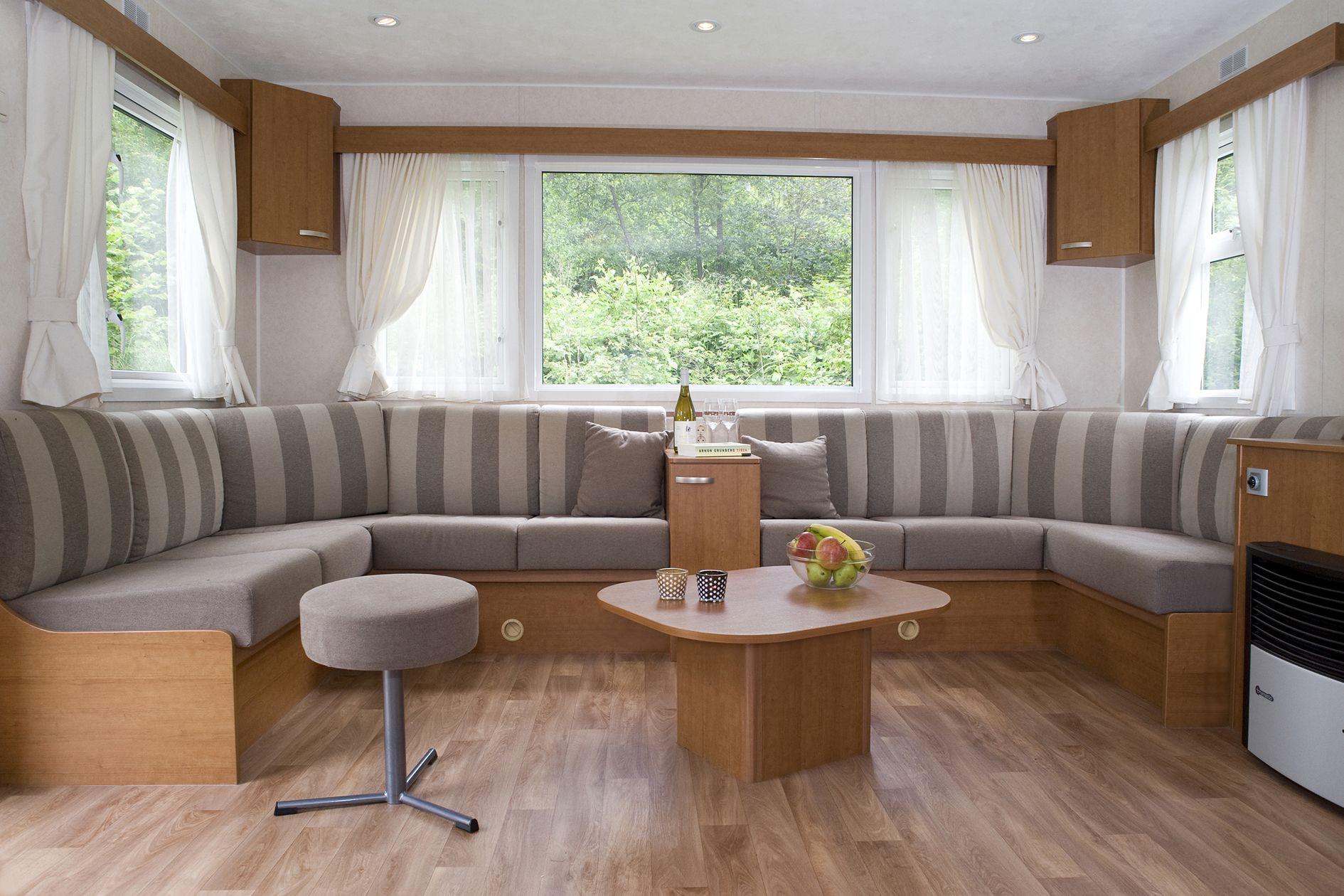 Stacaravan huren Resort   Camping Parc La Clusure in de Belgische ...