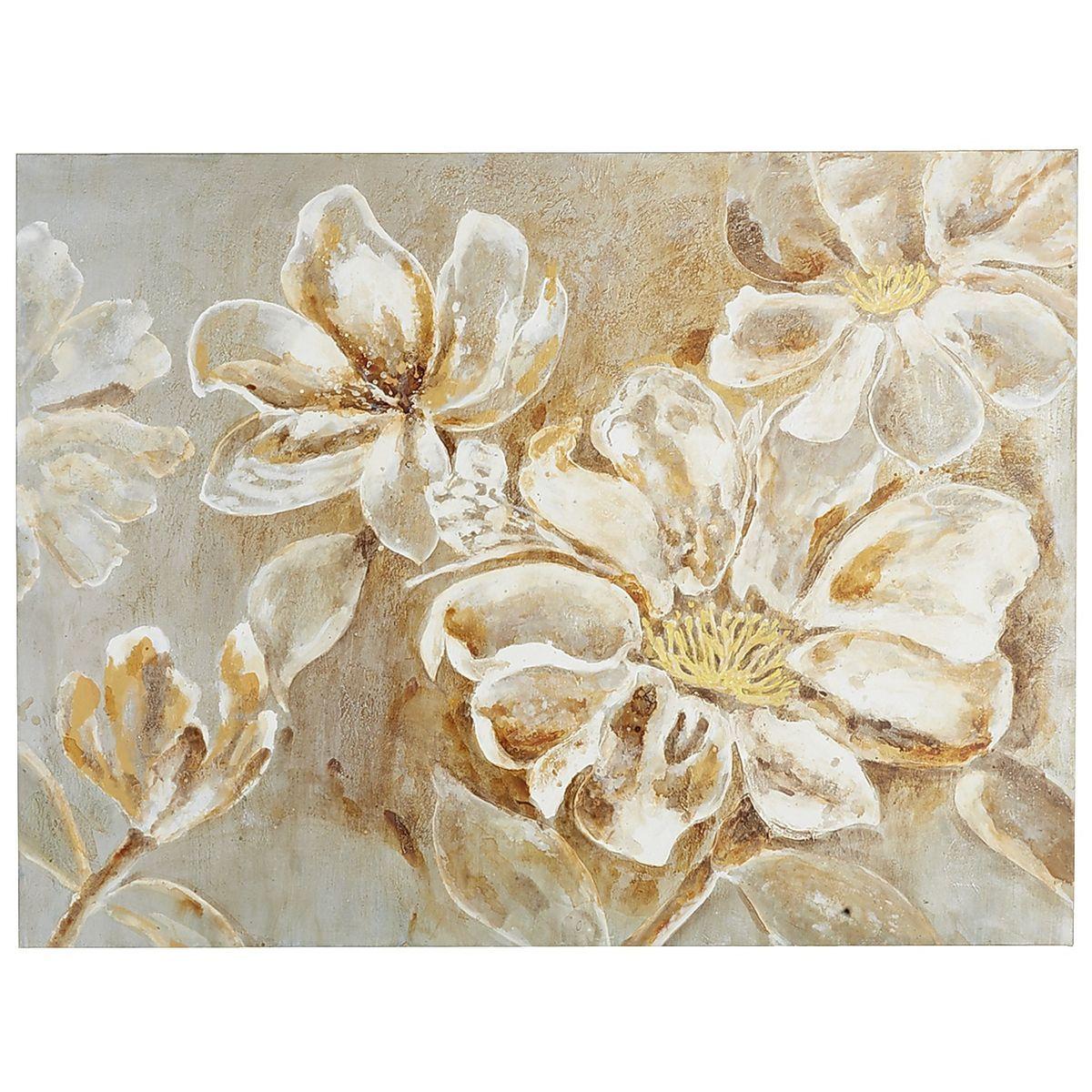Pier 1 Imports Fresh Blooms Art   Flor