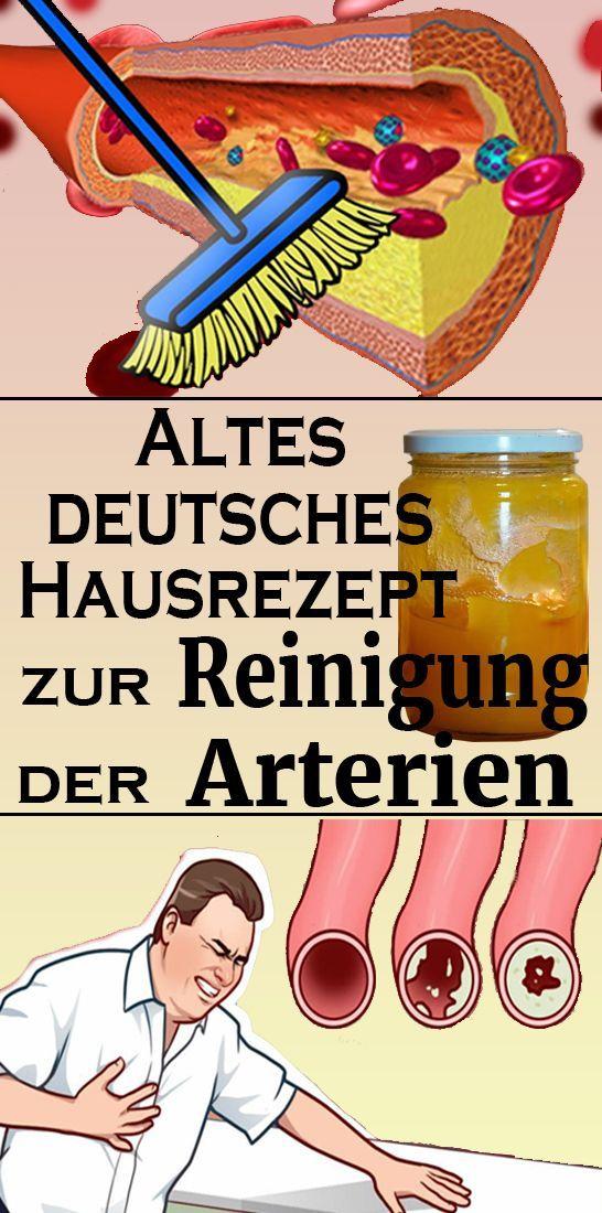 Photo of Vecchia ricetta tedesca per la pulizia delle arterie Vorremmo ringraziare …