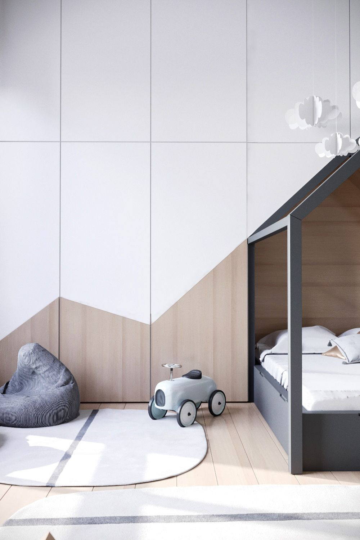 Calm Children's Room - La Petite