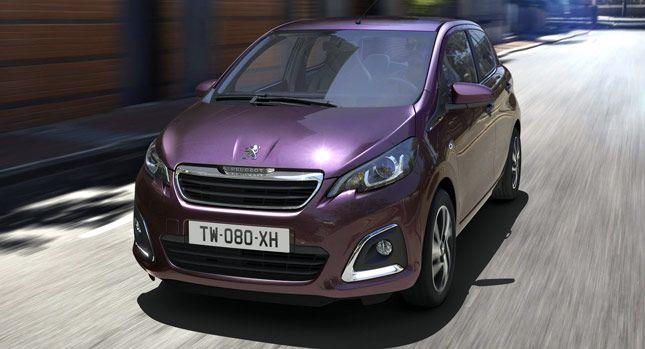 Peugeot 108 2015 A Precios Desde 8 245 En El Reino Unido Los