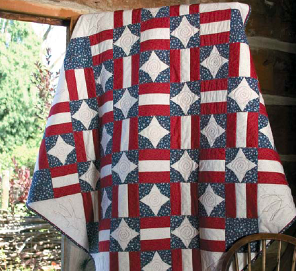 Free Quilt Patterns for Beginning to Experienced Quilters ... : free patriotic quilt patterns - Adamdwight.com