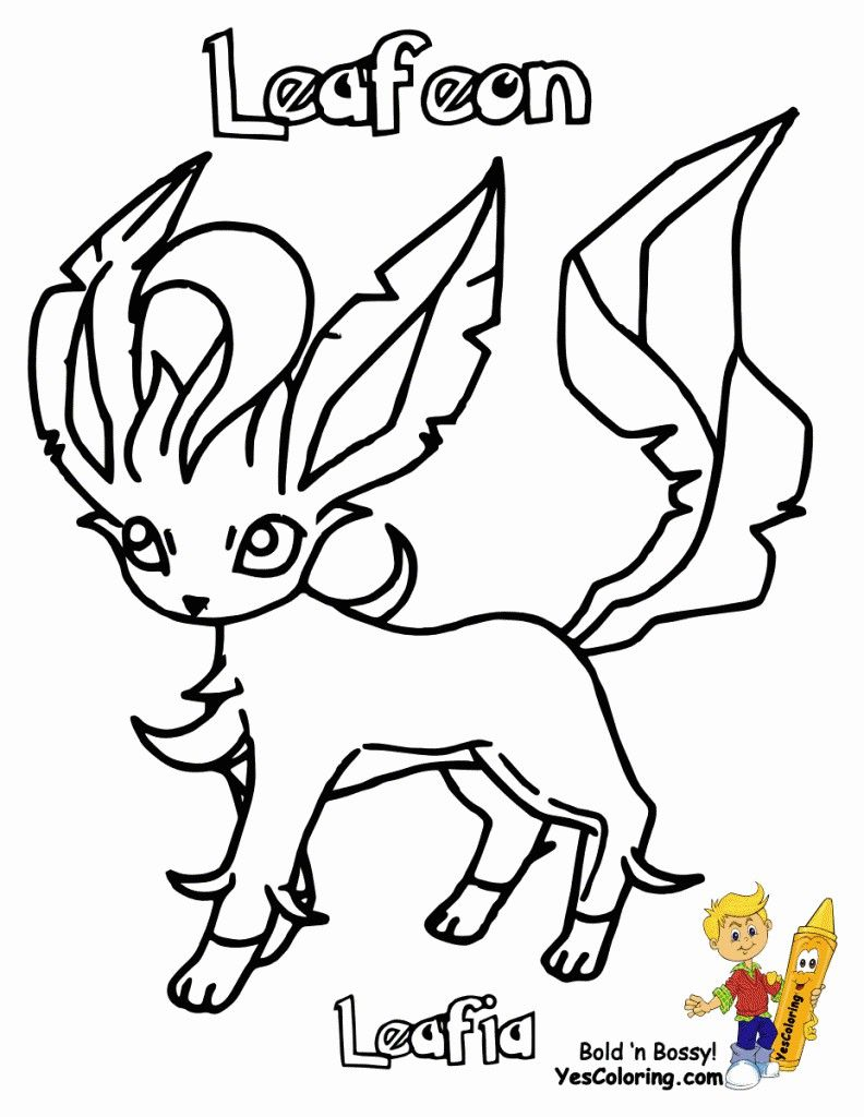 Pokemon Coloring Pages Leafeon From The Thousands Of Photographs Online About Pokemon Coloring Pa Pokemon Coloring Pages Pokemon Coloring Moon Coloring Pages