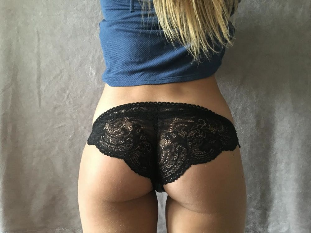 64d1c8e994 Delicate lace cheeky undies made with organic cotton fabric and trim  elastic. Comes in white and black grey with the regular lace (shown in  black)