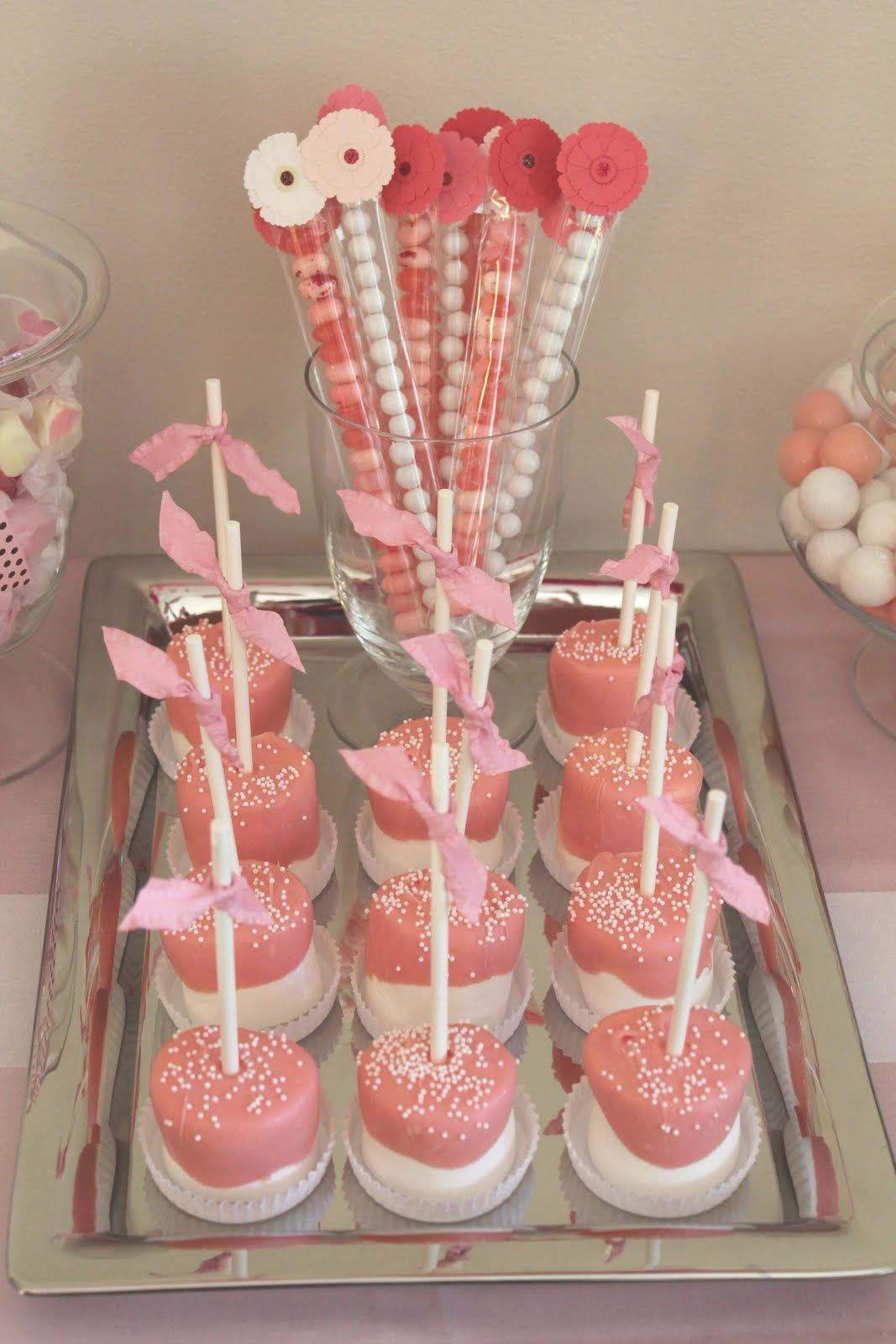 White Chocolate Covered Marshmallows Rolled in Sprinkles! | Birthday ...