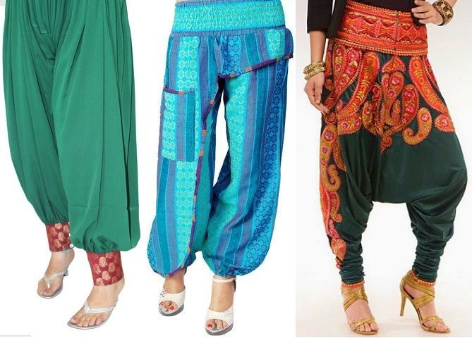 11 Types of Bottom wears to pair with a Kurti