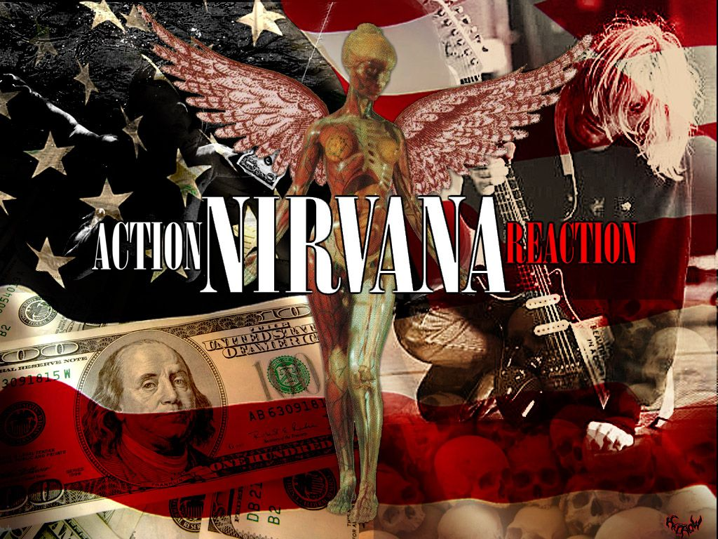 Nirvana Grunge Band In The World HD Wallpapers