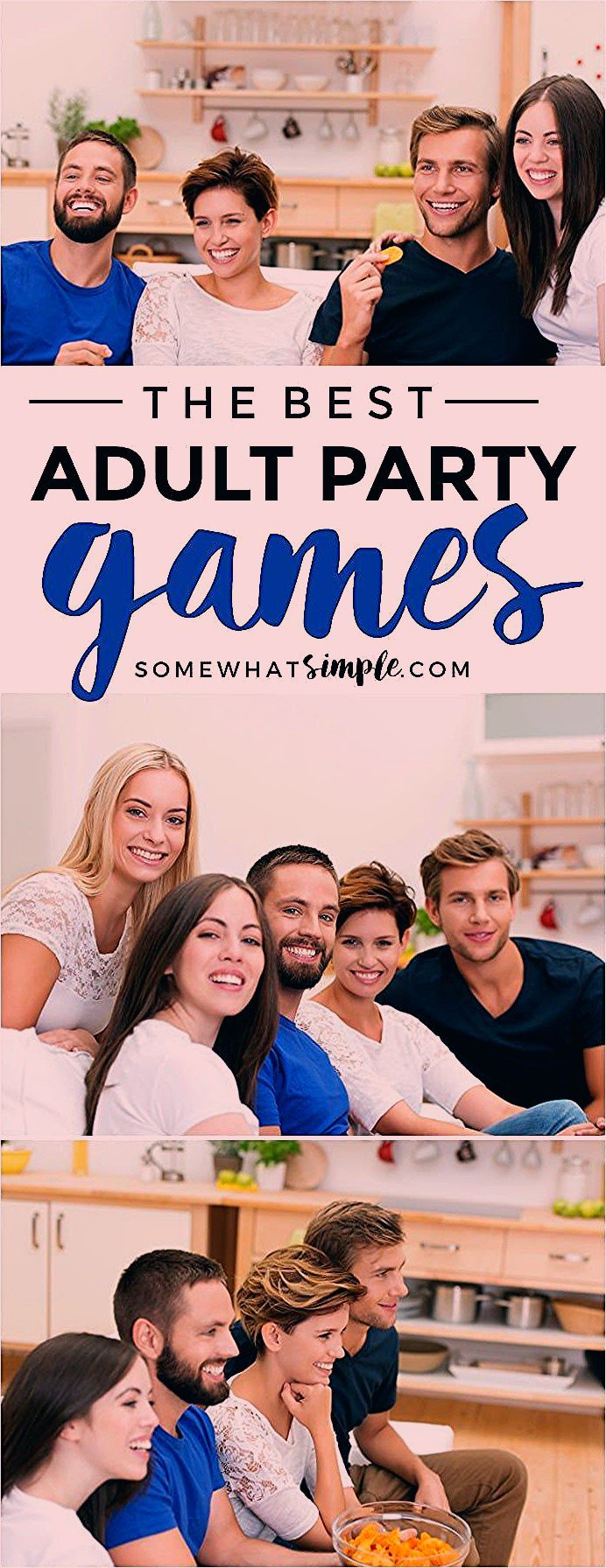 The 11 BEST Adult Party Games | Somewhat Simple