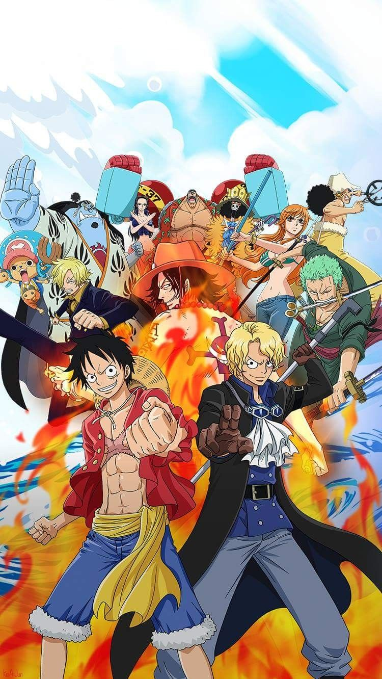 Pin By Frank Rivera On One Piece One Piece Anime One Piece Wallpaper Iphone One Piece Manga