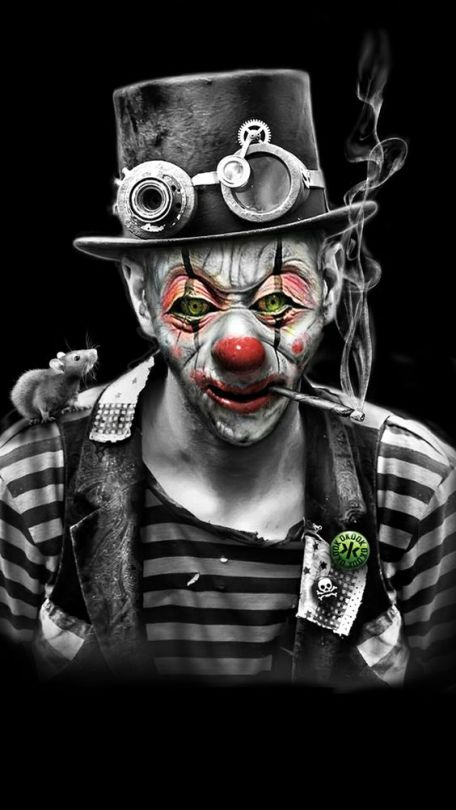 Circus Mayhem Joker art, Joker artwork, Wallpaper pictures