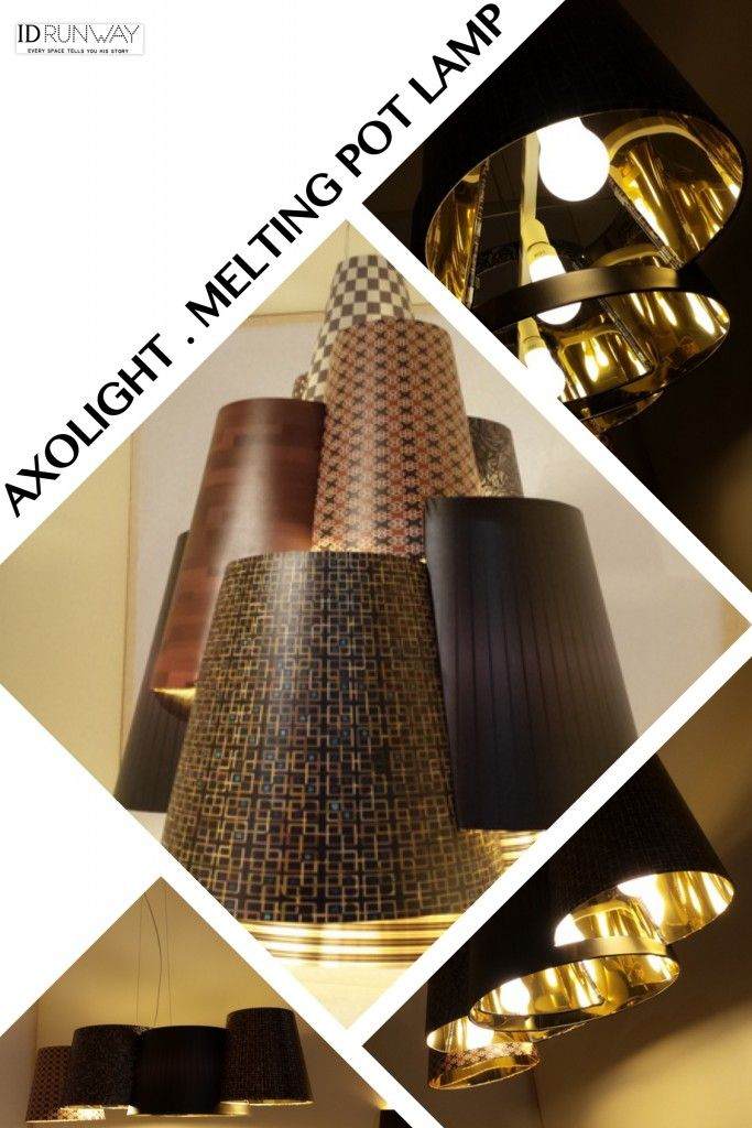 www.axolight.it , AXO LIGHT | ID RUNWAY . #euroluce 2015, #salone del mobile 2015, #lighting design trend, #lamp trend, #murano lamp