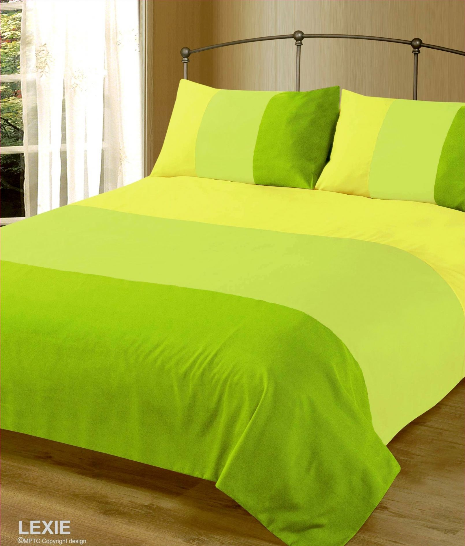 Green bedding set - Lime Green Bedding Sets Lime Green Duvet Cover Microfiber Bedding Set