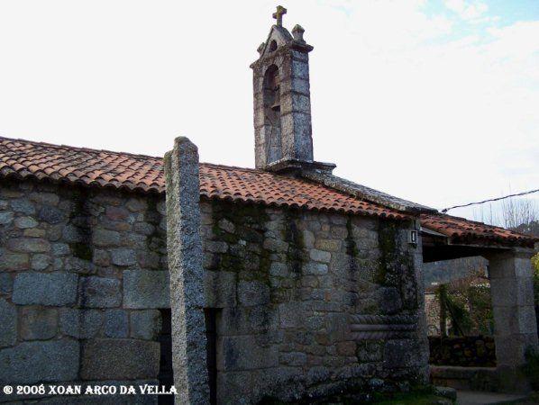 XOAN ARCO DA VELLA: IGREXA DE SAN XES DE FRANCELOS