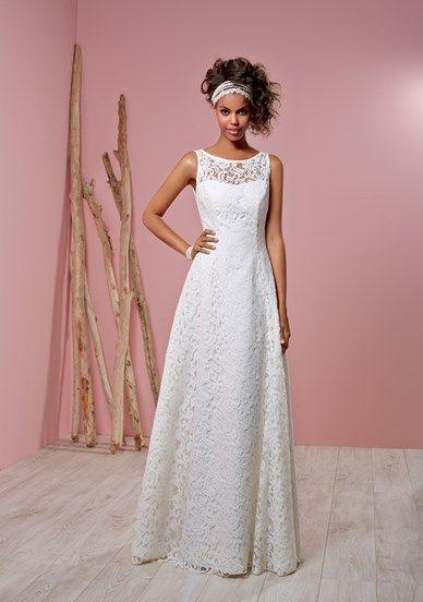 8440359b78a81 Tati robe mariage petite fille ...