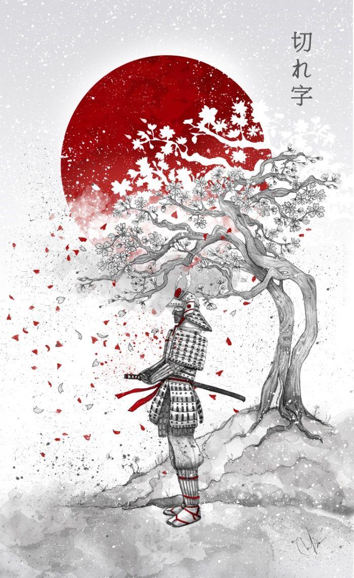 64dce6324 Kireji (cutting word) Art Print by Marine Loup | Society6 | Art ...