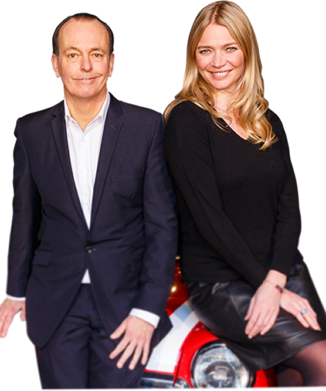 Quentin Willson Jodie Kidd Cars Motorcycles Bicycles - Cool cars quentin willson