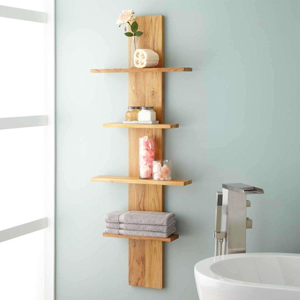 Albus Corner Shelf Hanging Bathroom Shelves Decorating Shelves