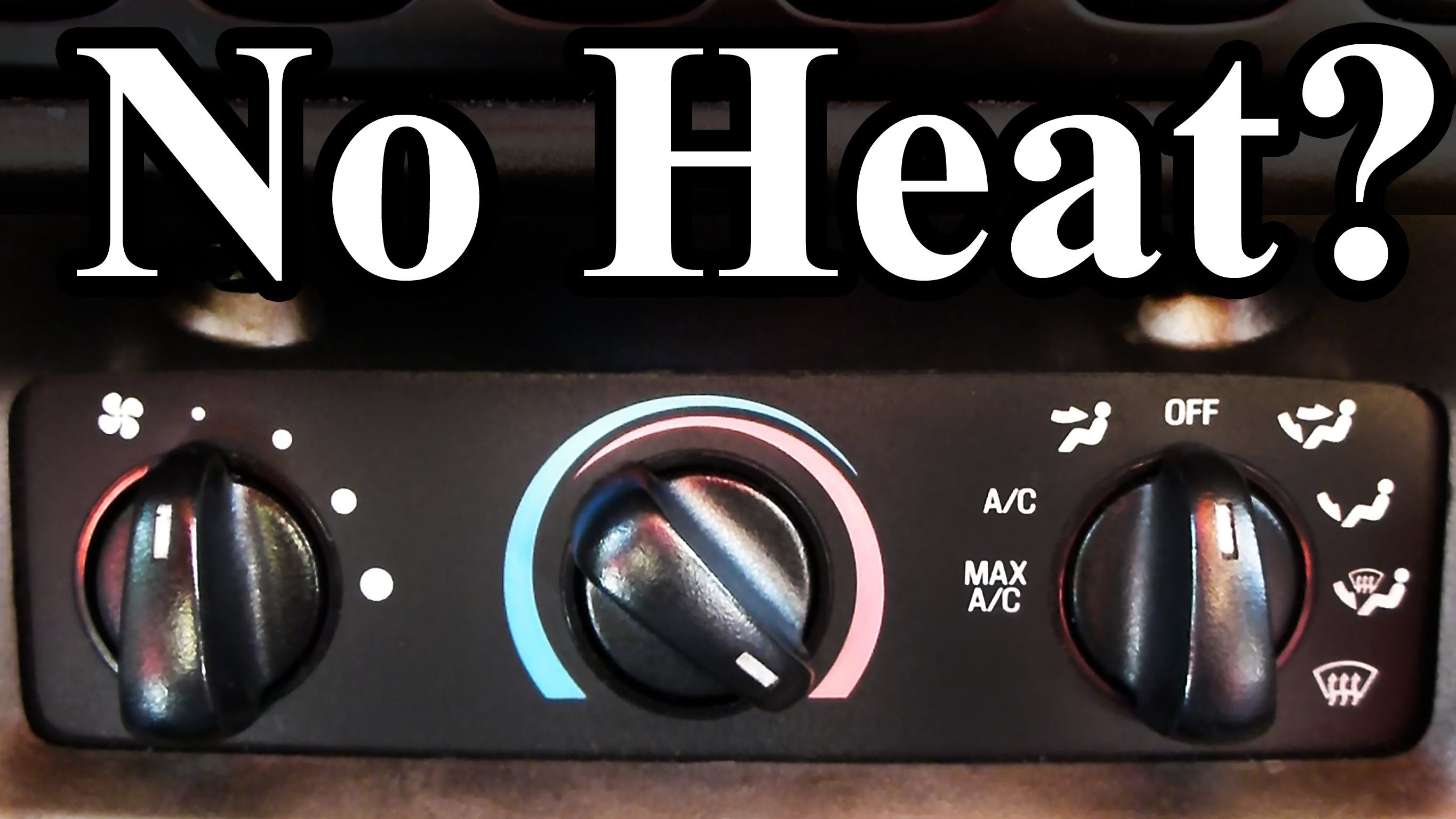 This video will show you how to fix your car's heater