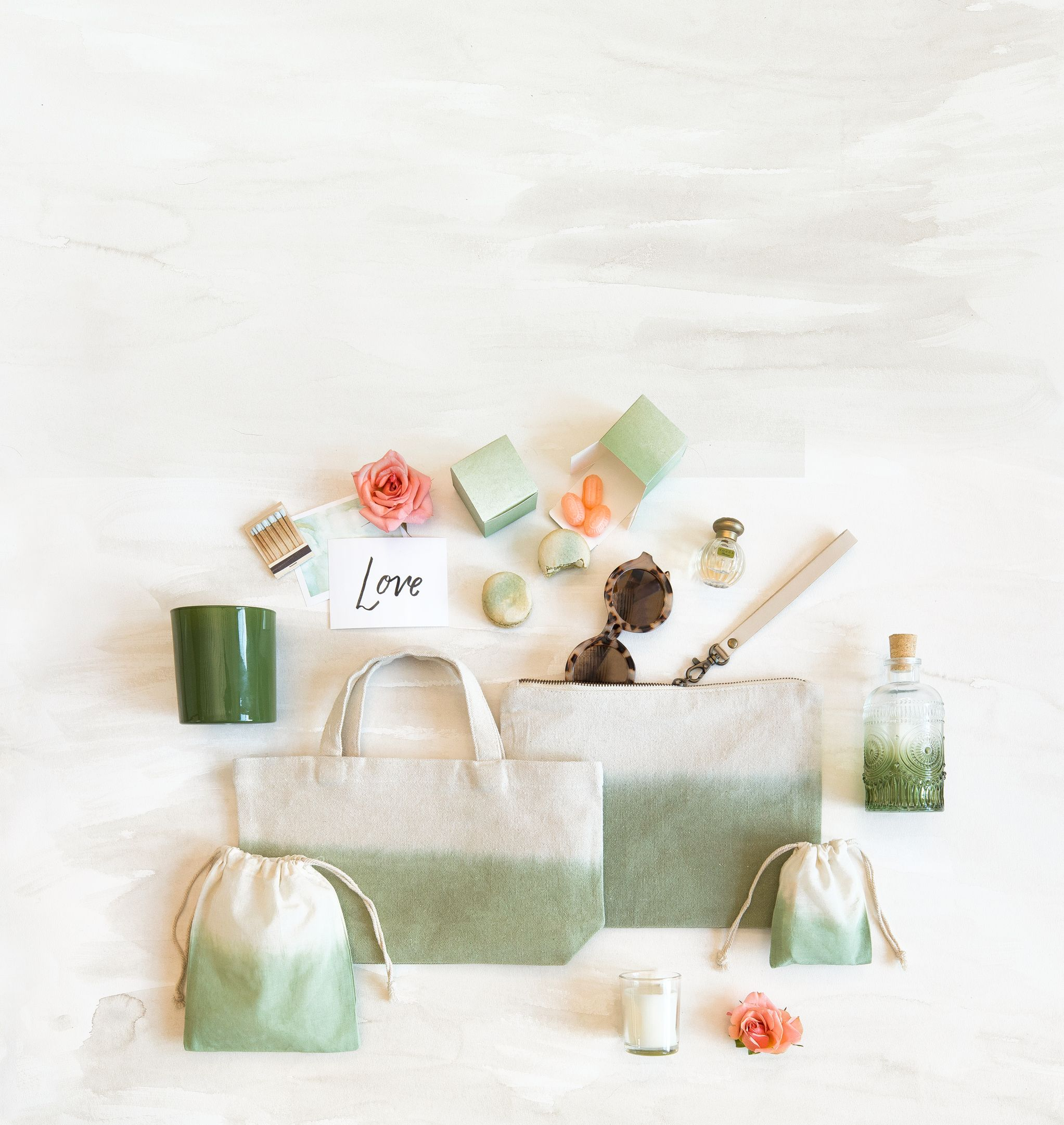 The Minted Weddings Color Library - Moss. Chic wedding favors and ...