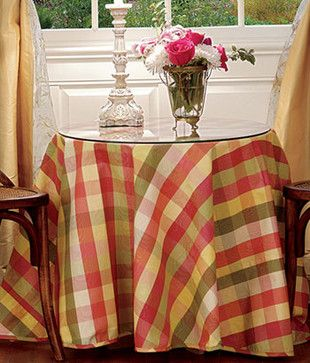 Beautiful Country Tablecloths and Curtains