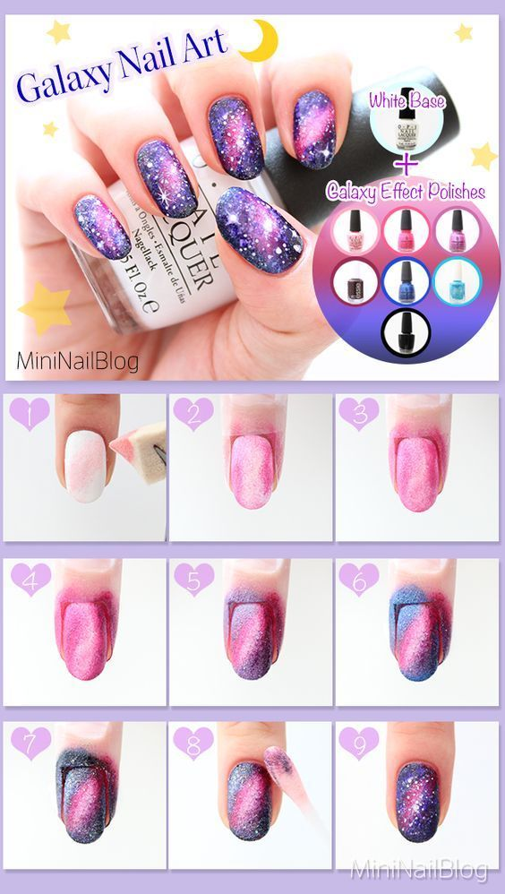 40+ Classy And Wonderful Nail Art Tutorials For 2018   Confident ...