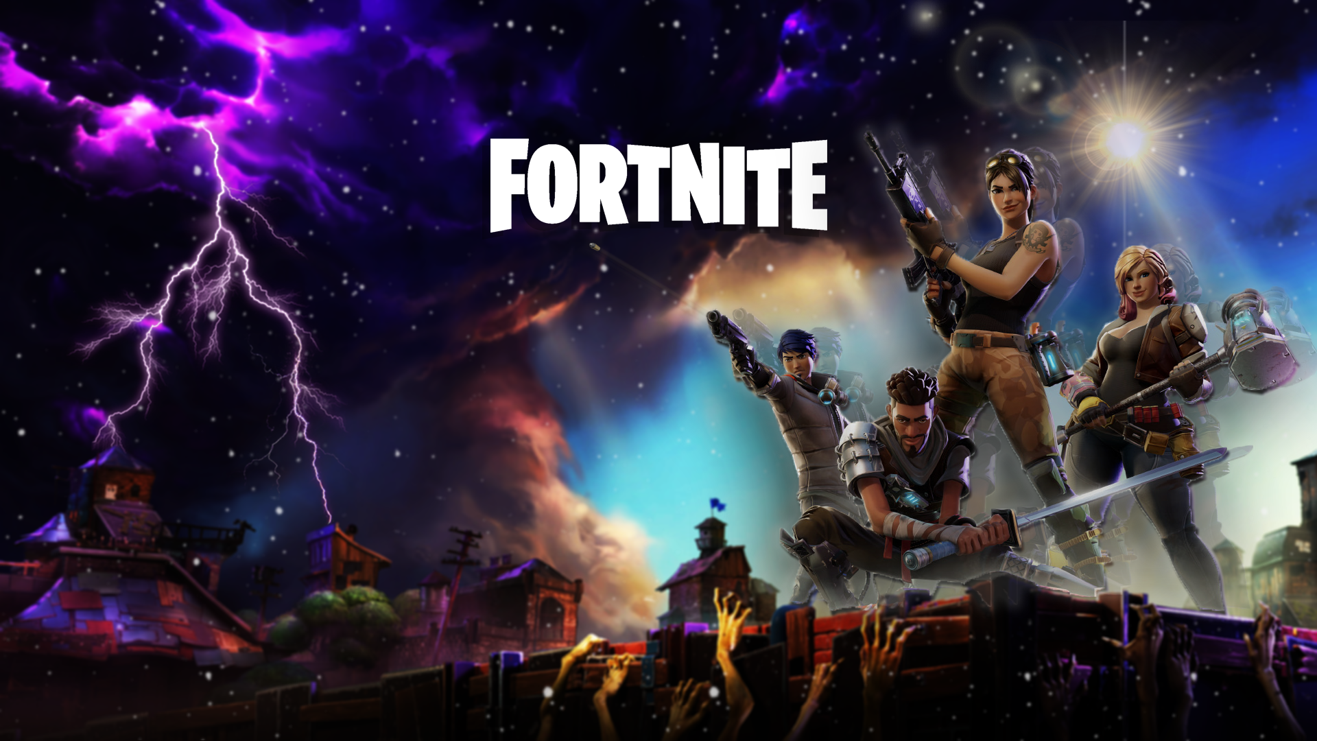 1920x1080 fortnite wallpaper free download Background