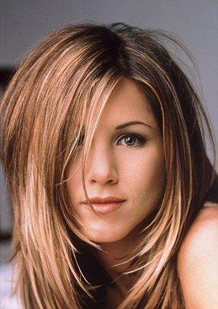 Jennifer Aniston Frisuren Rachel Haarschnitt Haarschnitt