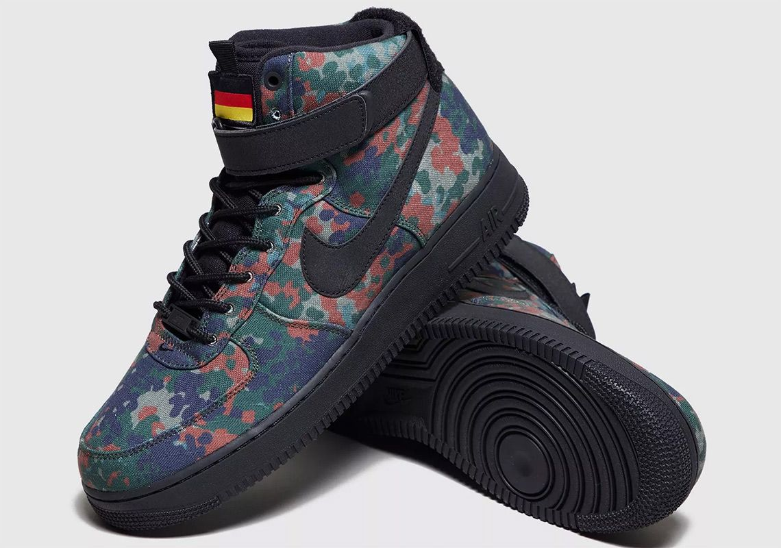 Nike Air Force 1 High Country Camo Germany BQ1669 300