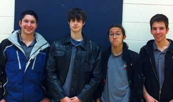 Fountain Valley School of Colorado ~ FVS Matchwits Team Qualifies for State Knowledge Bowl