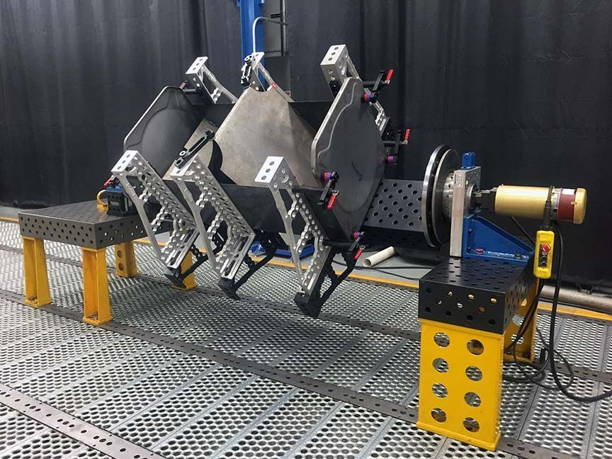 Every Precision Weld Table We Deliver Is Manufactured To The Highest Quality Standards In The Industry The Welding Table Welding Table For Sale Welding Tables