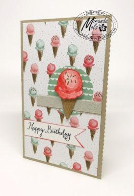 Stampin Utopia Bestel Stampin' Up! Hier. Stampin Up! Birthday Bouquet, Honeycomb happiness
