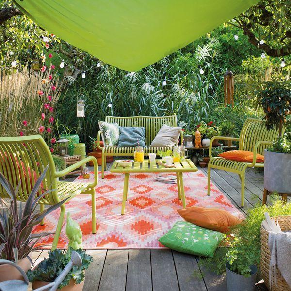 Salon de jardin design : les plus beaux modèles...   Lanai   Patio ...